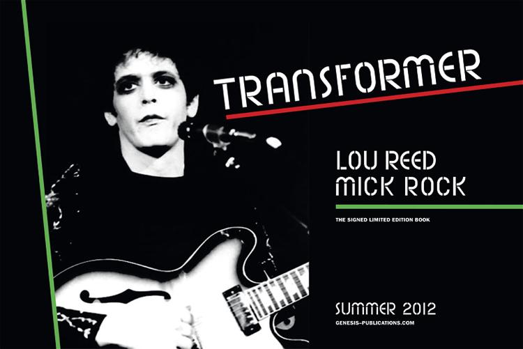 Transformer par Mick Rock