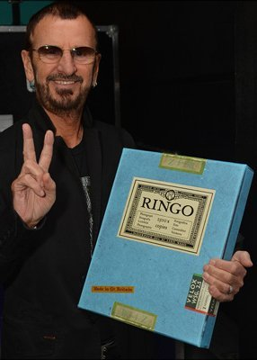 Ringo's New 'Give More Love' Album