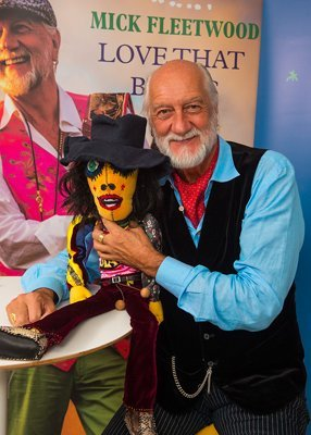 Mick Fleetwood: A Life in Music