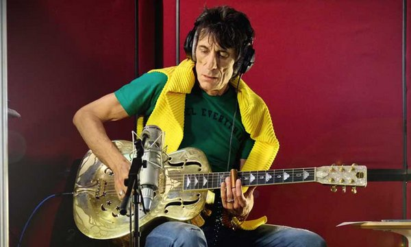 RONNIE WOOD: ARTIST Exclusive VIP Subscriber Event