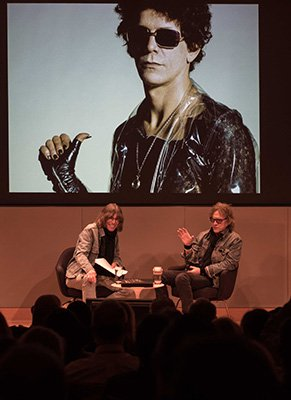 Mick Rock At the New York Public Library