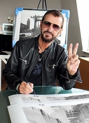 Ringo Starr Knighted in 2018 New Year's Honours