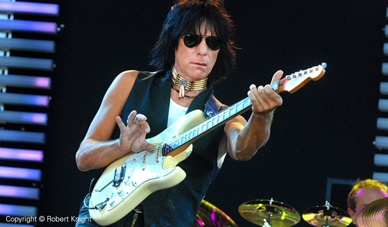Jeff Beck Solo Tour