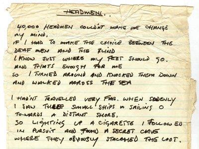 New 'Dear Mr Fantasy' by Jim Capaldi