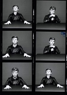 Bowie Explains The Next Day