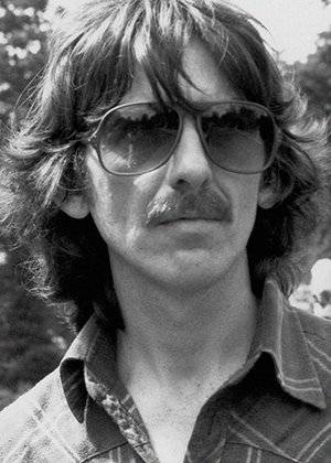 The new photographic print, GEORGE HARRISON In the Gardens at Blenheim Palace, is now available exclusively for Genesis Subscribers.