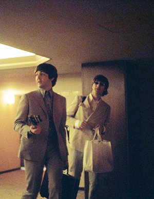 Hello, Goodbye: The Beatles in Tokyo, 1966 was featured in Rolling Stone, France.