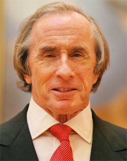 2012: Happy Birthday Sir Jackie Stewart