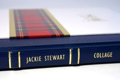 Jackie Stewart's COLLAGE Deluxe Sells Out