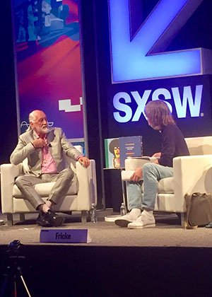 Mick Fleetwood at SXSW in Conversation with David Fricke