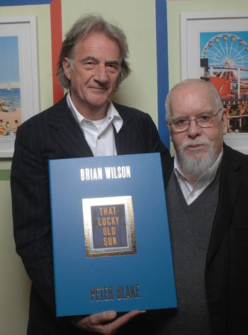 Paul Smith & Peter Blake bring the sun to London