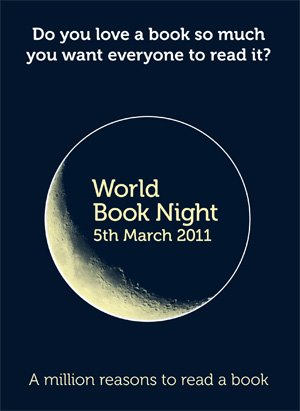 World Book Night 5th March 2011