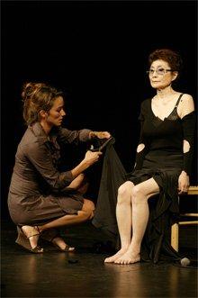 Yoko Ono Meltdown