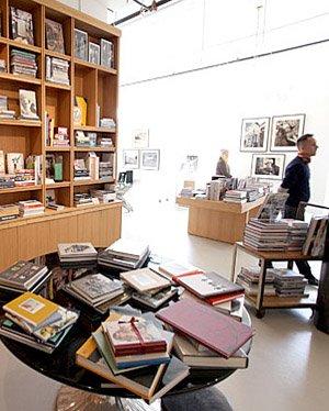 Genesis books at Clic Bookstore, New York