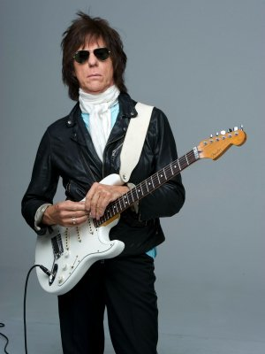 Preview the New Jeff Beck Single