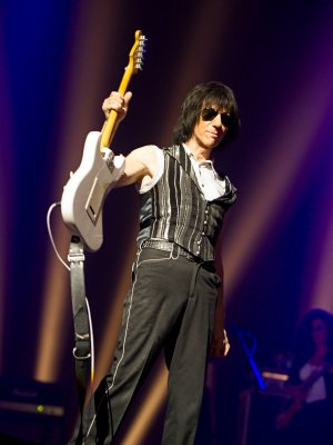 As Jeff Beck continues a busy year, bringing out a new album, Loud Hailer, touring with Rosie Bones and Carmen Vandenberg and bringing out his first book, BECK 01, with Genesis Publications, he spoke to Uncut magazine about his latest projects.