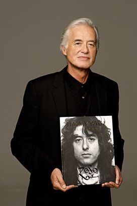 We would like to invite you to a conversation with Jimmy Page on 15th October at London's Cadogan Hall.