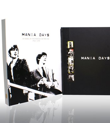 To celebrate this milestone, Genesis have created an anniversary case for MANIA DAYS.