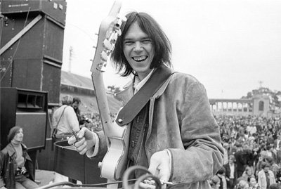 Neil Young - Fork In The Road - Listen Now