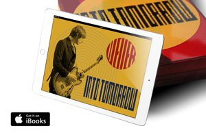 We are excited to announce the new iBook from Paul Weller. The ideal accompaniment to Weller's limited edition book and record boxed set, the INTO TOMORROW iBook has over 40 minutes of exclusive video footage.