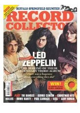 Record Collector Magazine Goes Online