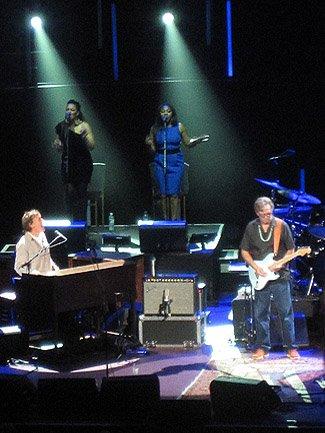 Eric Clapton & Steve Winwood's Last Night