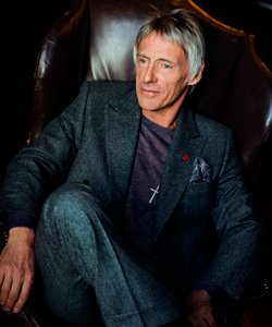 2015 is set to be busy for Paul Weller. As well as launching his book, INTO TOMORROW, Weller announced that his new album, entitled Saturn's Pattern, will be released this spring.