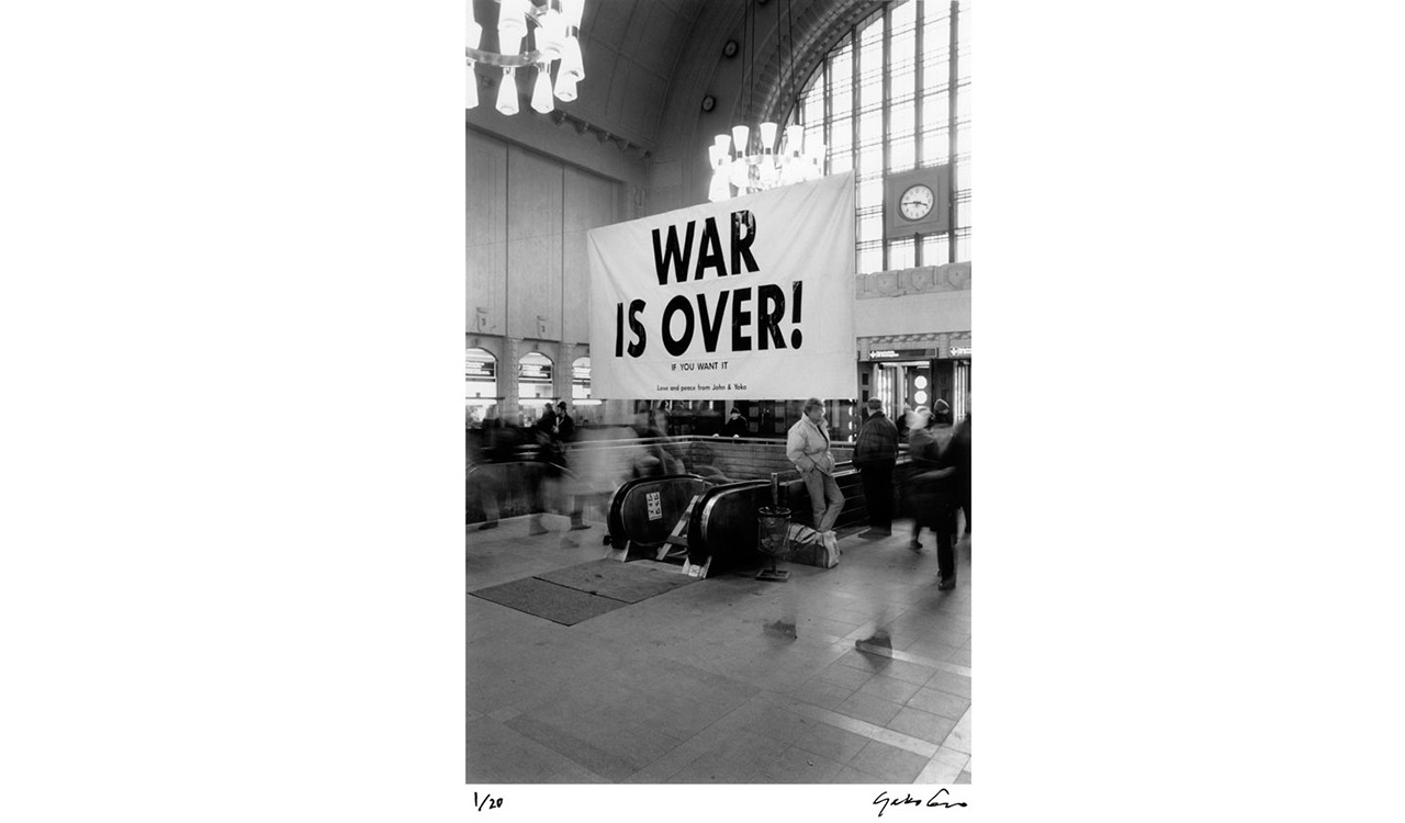 7. War Is Over image 2
