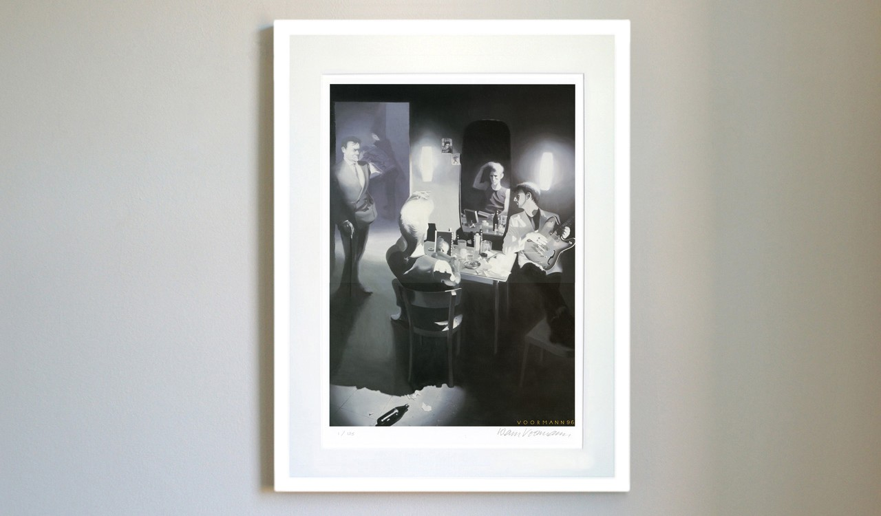 8. Ringo, Kaiserkeller Dressing Room image 1