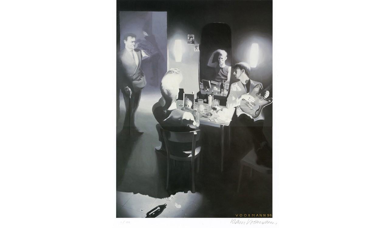 8. Ringo, Kaiserkeller Dressing Room image 2