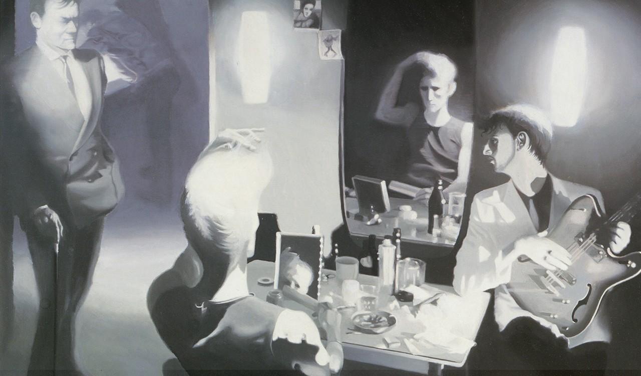 8. Ringo, Kaiserkeller Dressing Room image 4
