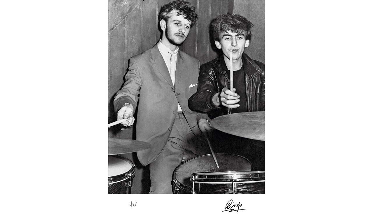 1. Ringo and George image 2