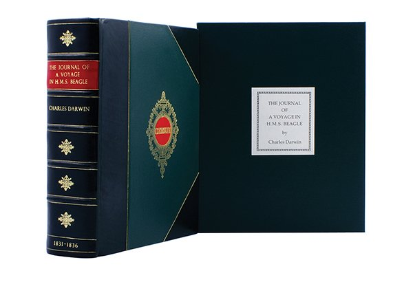 The Journal of a Voyage in HMS Beagle
