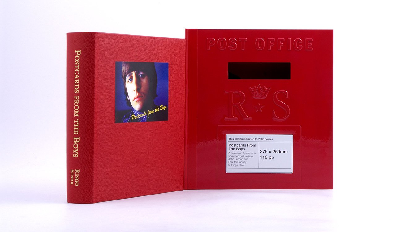 Bildresultat för Postcards from the boys by ringo starr