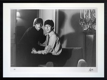 8. Ringo and Paul