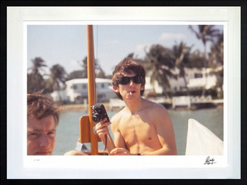 7. George in Miami