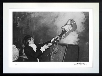 6. Stirring Smoke