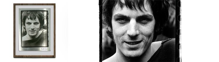 Three Portraits of Syd Barrett