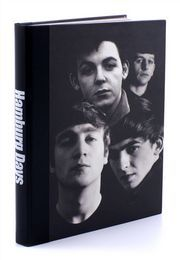 Hamburg Days Photos by Astrid Kirchherr & Artwork by Klaus Voormann