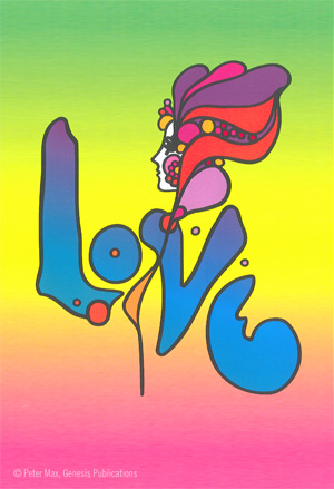 © Peter Max, Genesis Publications