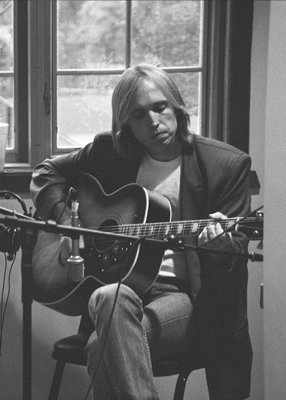 In Memory of Tom Petty, A Traveling Wilbury, 1950-2017