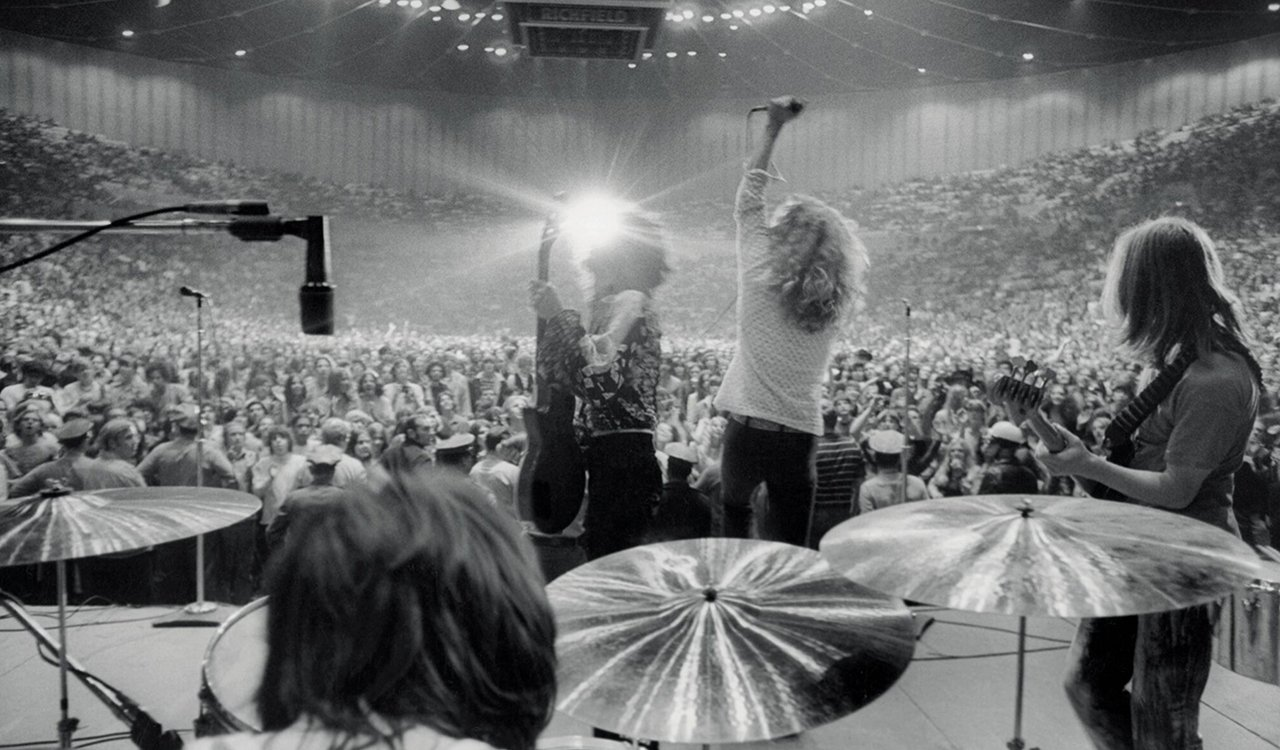 Genesis Publications Latest News Led Zeppelin 50th Anniversary Documentary Announced 23