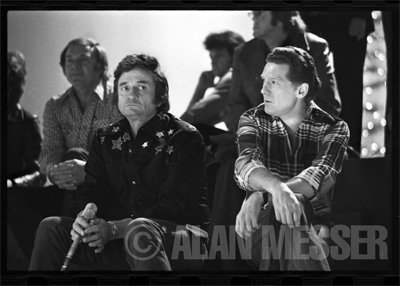 Jerry Lee Lewis Contributes To 'Johnny Cash: American Legend'
