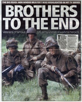 Easy Company In The News