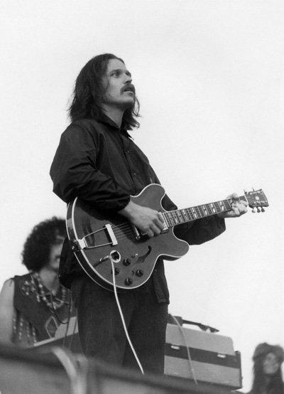 Country Joe's Woodstock Experience