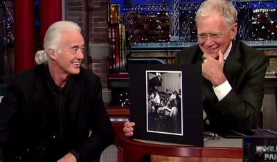 JIMMY PAGE: 'Irresistible'