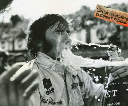 Stewart's Formula One COLLAGE is 'Magnificent'