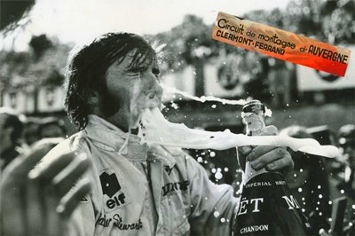Jackie Stewart's 'Glorious Book' featured in Daily Mail