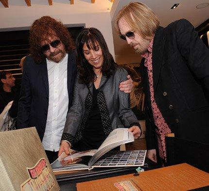 Where were you last night? Traveling Wilburys in LA