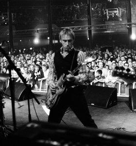 Weller in America